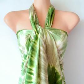 Sarong GREEN ROUNDIE, Best
