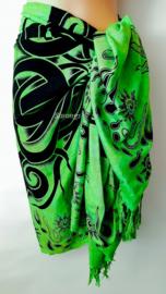 Sarong TRIBUL CLURIT Green, Best