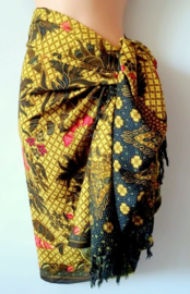 Sarong BATIK BROWN, Best