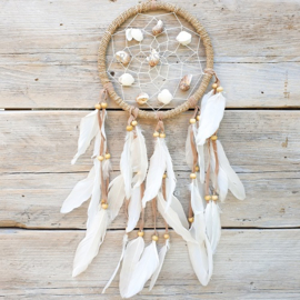 Dromenvanger/Dreamcatcher LITTLE SHELL