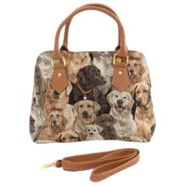 Handtas Labrador Hond
