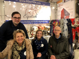 "Blog 4: ""Gespot door de Hoefslag op de Country & Christmas Fair"""