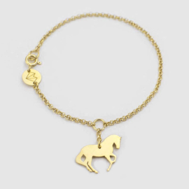 Sterling Paardensport Armband