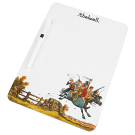 """Magnetisch Memo Bord """"The Country Set"""" Thelwell"""