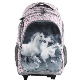 Trolley Witte Paarden