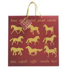 Paarden Geschenktas
