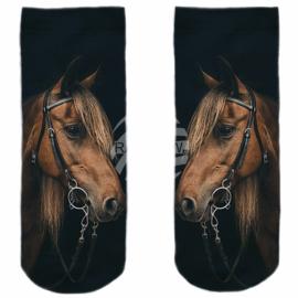 Sokken Bruin Paard