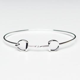 Armband Trensbit Zilver