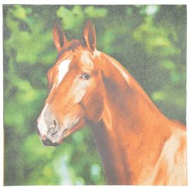 Papieren Servetten Paard