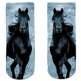Sokken Zwart Paard