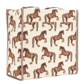 Gobelin Shopper Paarden