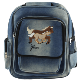 Magic Paarden Kinder Schooltas Groot