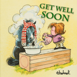 """Get Well Soon"" Thelwell Sound Kaart"