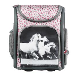 Ergo Rugzak Witte Paarden