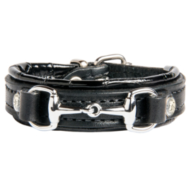 Armband Noble Outfitters Paarden Bit Zwart