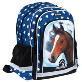 Schoolrugzak Paard Starpak