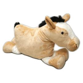 Pluche Paard/Kussen