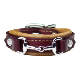 Armband Noble Outfitters Paarden Bit Vijg/Bruine Suiker