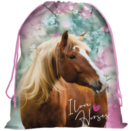 "Paarden Gymtas ""I love horses"""