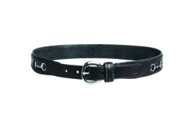 Paardenriem Noble Outfitters Bit - Zwart