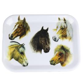 Paarden Dienblad Middel