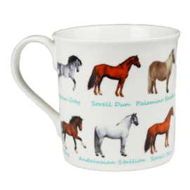 Paarden Mok Rassen
