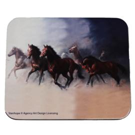 Paarden Onderzetterset 4 stuks