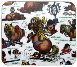 Onderzetterset Pony Thelwell