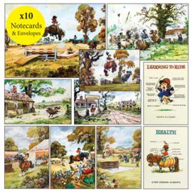 Thelwell Pony Kaarten 10 stuks