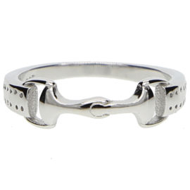 Ring Trensbit Sterling Zilver