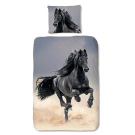 Fries Paard Dekbedovertrek 140x220