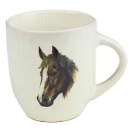 Warmbloed Paarden Mok Klein