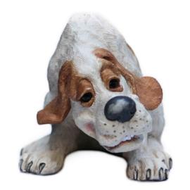 Komisch hondenbeeld