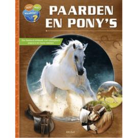"""Boek """"Hoe? Wat? Waarom? Paarden En Pony's"""""""