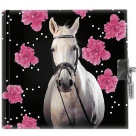 Dagboek Paard Bloemen