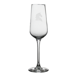Champagneglas Paardenhoofd