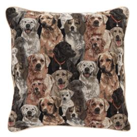 Kussen Labrador Honden