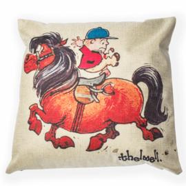 Kussenhoes Thelwell Pony