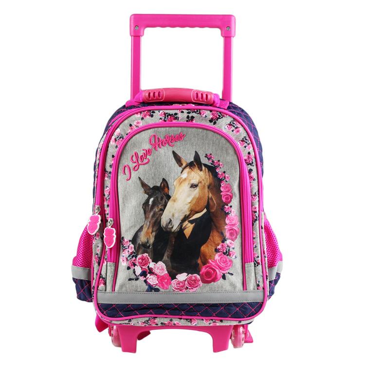 "Trolley Paarden ""I Love Horses"""
