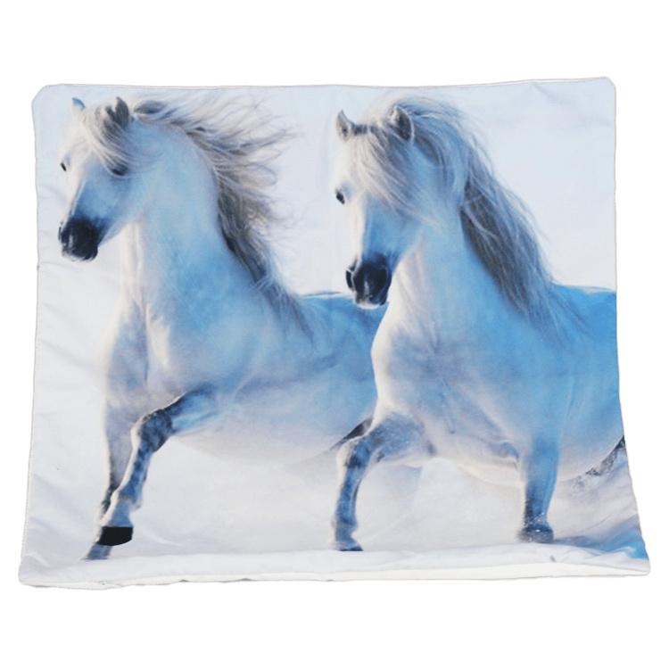 Kussen Witte Paarden