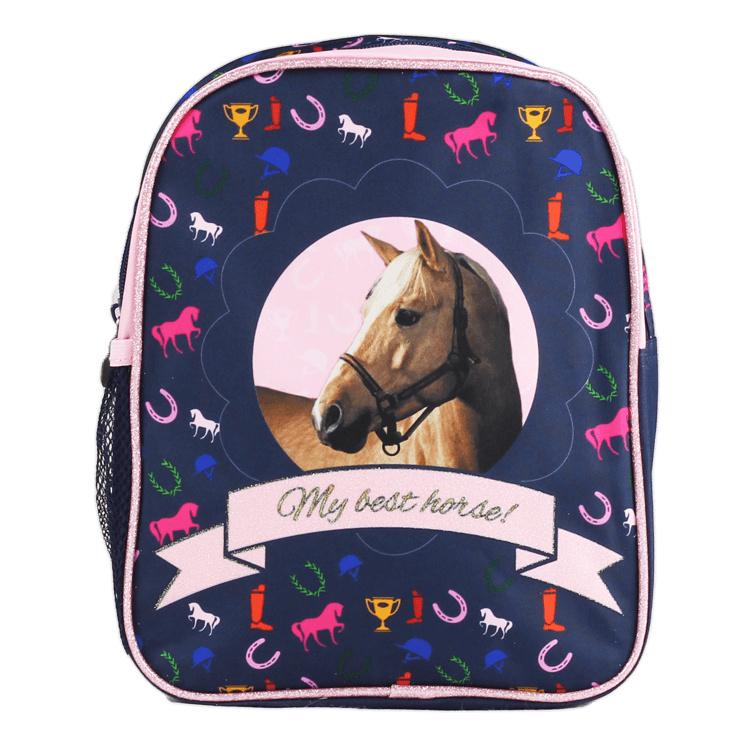 "Kinder Rugzak ""My Best Horse"""
