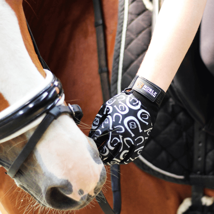 "Blog 14: ""Noble Outfitters Perfect Fit Paardrijhandschoenen getest"""