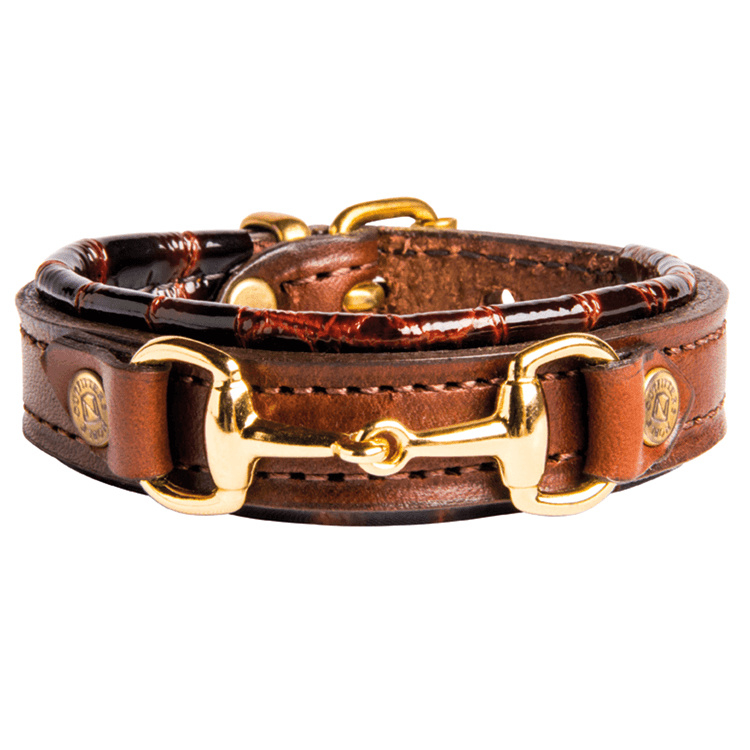 Armband Noble Outfitters Paarden Bit Eik