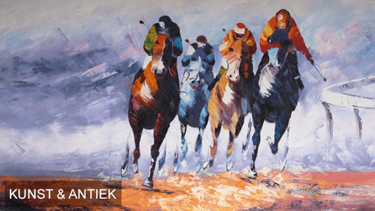 Paarden kunst & antiek