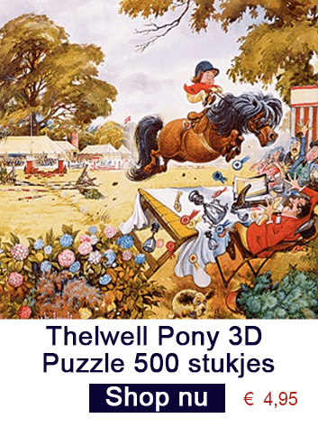 Thelwell puzzel 3d