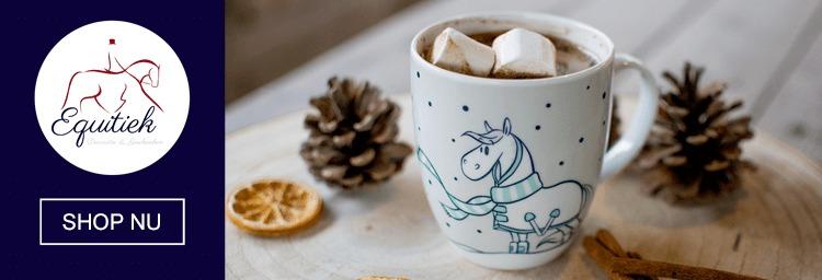 Paarden Mok Keep yourself warm