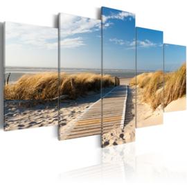 907 Noordzee Strandpad