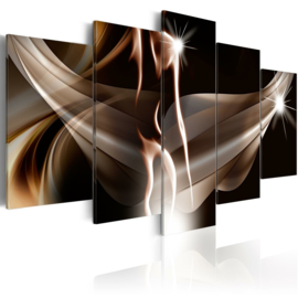 985 Abstract Erotic Vrouw