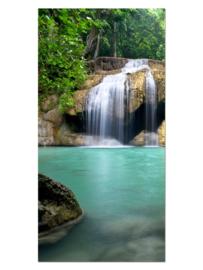 102 Waterval Natuur Gas Schilderij