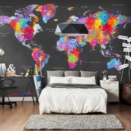 Colors Wereldkaart nr 946